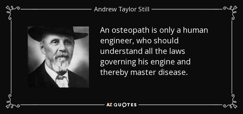 premier ostéopathe